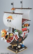 BANDAI ONE PIECE MODEL KIT MG MASTER GRADE PIRATE SHIP THOUSAND SUNNY NEW WORLD