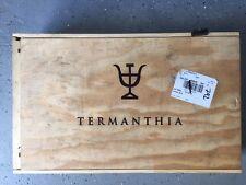 NUMENTHIA TERMENTHIA / 6 Pack /  Wooden Wine Box