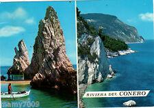 CARTOLINA VIAGGIATA=RIVIERA DEL CONERO=1970