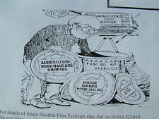 Films  on DVD of tractor machinery in the 1940s covering servicing and use.