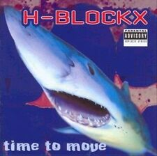 H-Blockx H-Blockx - Time To Move - Sing Sing - 74 CD