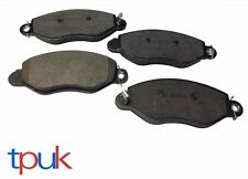 FORD TRANSIT MK6 FRONT BRAKE PADS 2.4 REAR WHEEL DRIVE 2000 - 2006 E MARKED