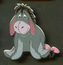 Disney Winnie The Pooh Smiling Eeyore Collectors Pin