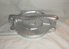 Tortilla Press For Handmade Tortillas Pastry Dough & More From Mexico NWOT