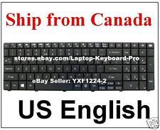 Gateway NE56R10H NE56R15h NE56R17H NE56R41u NE56R49u Keyboard - US English