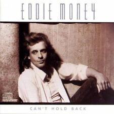 EDDIE MONEY - Cant Hold Back - CD - **BRAND NEW/STILL SEALED**