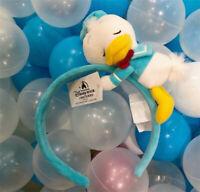 New Shanghai Disney Resort Donald Duck Sleep Headband Kids Birthday Ears Gift
