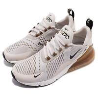 Nike Air Max 270 Light Orewood Brown Black Men Running Shoes Sneakers AH8050-108