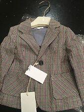 New Gucci Baby Boy Seersucker Blazer Jacket 9-12 Month Gift