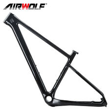 "29ER Full Carbon BOOST Frame 148*12mm Mountain Bike Bicycle Frame Max 3"" Tires"