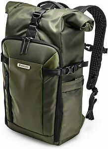 Vanguard VEO SELECT 43RB Roll-Top Backpack - Green