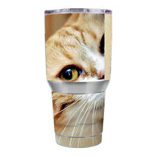 Skin Decal for Ozark Trail 30 oz. Tumbler / Cat lomo style