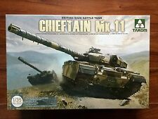 TAKOM 1/35 British Main Battle Tank Chieftain Mk.11 #TAK-2026 (No.2026)  F/S