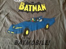 TV 60's Batman Robin NWT t-shirt youth large 14 new official