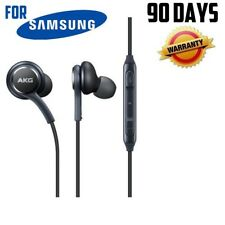 FOR OEM Samsung Galaxy S8 S8+ AKG Ear Buds Headphones Headset (S,M&L tips)