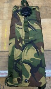 Military Camo DPM 2.5L Hydration System Water Bladder MOLLE Airsoft Hiking