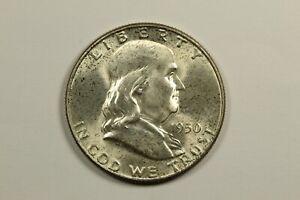 1950 Franklin Half Dollar