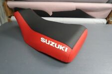 Suzuki King Quad LTF250 1987-98 Red Sides Logo Seat Cover #nw2853mik2852