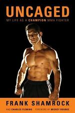 Uncaged: My Life as a Champion MMA Fighter-ExLibrary