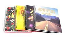 2018 2019 Week to View Hardback/Spiro Bound/FlexiCover Academic Diary Student
