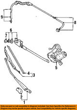 GM OEM Rear-Wiper Motor 91171308
