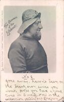 Postcard The Coxswain Of The Lifeboat Raphael Tuck Lifeboat series posted 1902