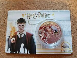 Samoa 2020 'Harry Potter'  half dollar coin
