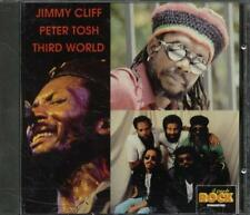 Jimmy Cliff/Peter Tosh/Third World (Bob Marley Reagge) Il Grande Rock Italy Cd
