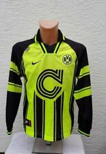 Borussia Dortmund Champions League Trikot 1996/97 S Continentale Shirt Nike BVB