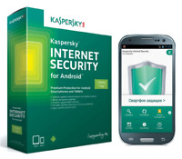 Kaspersky Internet Security for Android 2020 Premium Version (1 Android device)