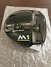 TOUR ISSUE TaylorMade 2017 M1 440 9.5* Driver -HEAD- (+ Stamp/Hot Melt) RH MINT