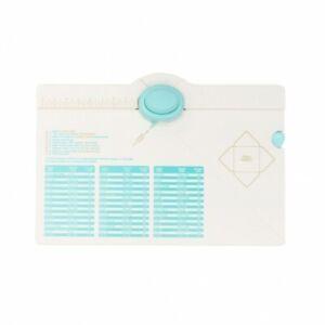 Envelope Punch Board mit Falzbein Umschläge basteln We R Memory Keepers 71277-0
