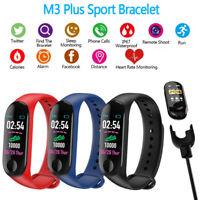 Bracelet montre intelligente Bracelet fréquence cardiaque Oxygène Fitness Tra ST