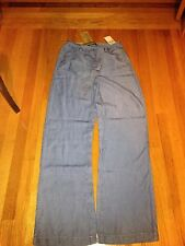 Nwt 79.00 Max jeans Brecon Wide Leg Jean Size 4 Great Spring Weight