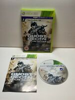 Tom Clancy's Ghost Recon: Future Soldier (Microsoft Xbox 360, 2012) Game
