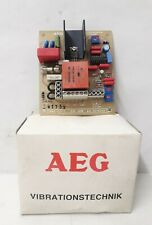 AEG VIBRATIONSTECHNIK AEG SRKE-CY-1 220/240V 4A 50/60Hz  Old stock