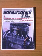 Strictly I. C. Model gas engine magazine Vol 5 No 30 Dec 1992 Jan 1993
