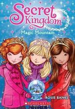 Secret Kingdom #5: Magic Mountain by Banks, Rosie, Good Book