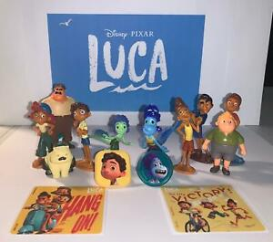 Disney Luca Movie Party Favors Set of 14 Fun 10 Characters