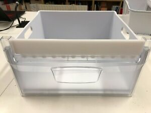 Indesit UIAA12UK  Freezer Drawer Assembly Spare Part and Front and Ice Cube Tray