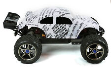 Custom Body with Funny Saying for Traxxas E-Revo 1/10 Truck Car Shell Cover 1:10