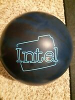 Radical Intel Solid 1st Quality Bowling Ball   15 Pounds   Pick Specs!