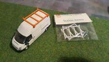 1:76 3D Resin Printed Ford Transit Roof Racks