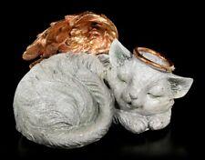 Katzen Engel - Tier Urne - Andenken an geliebtes Haustier Kätzchen