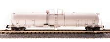 Broadway N Scale Cryogenic Tank Unlettered Type B Bob The Train Guy