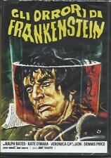Gli orrori di Frankenstein (1970) DVD