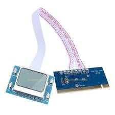 PCI Motherboard Diagnostic Tester Test Analyzer Post Card for Laptop PC Computer