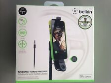 BELKIN HANDSFREE iPHONE HOLDER & CHARGER FOR 5 5C 5S SE BRAND NEW SEALED