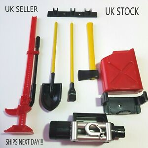 TOOL SET RC ROCK CRAWLER ACCESSORIES FOR 1:10 SCALE TRX-4 SCX10 RC4WD