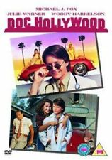 Michael J Fox Woody Harrelson Doc Hollywood 1991 Romantic Comedy UK DVD